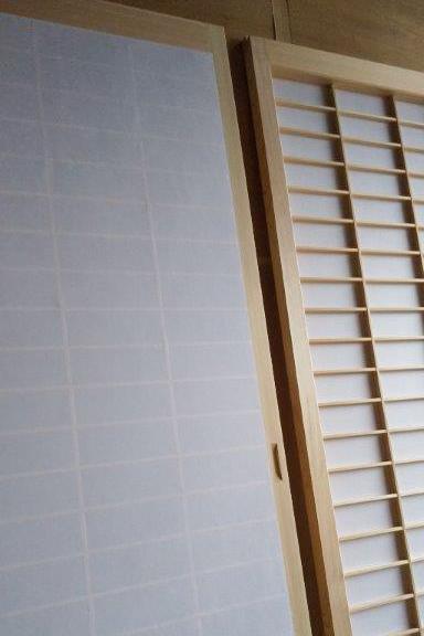木製建具のメンテナンス